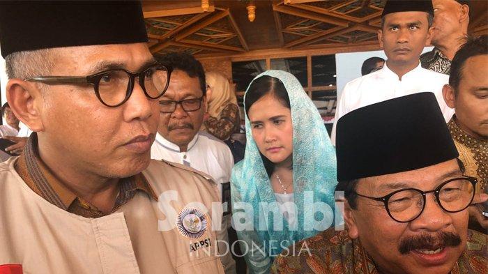 Plt Gubernur Irit Bicara Soal Kelanjutan Pabrik Semen Laweueng, 'Kita Bicara di Kesempatan Lain'