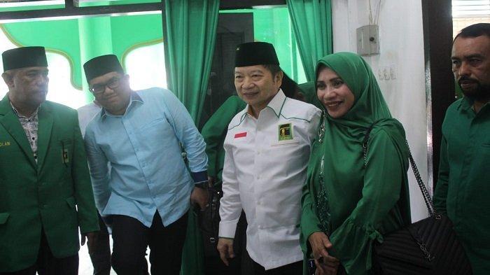 Plt Ketum PPP Suharso Monoarfa Silaturahmi dengan Kader di Aceh