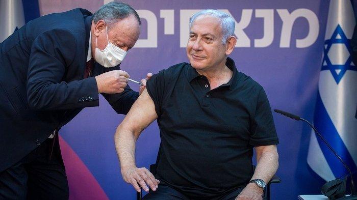 WHO Prihatin Atas Distribusi Vaksin Virus Corona, Israel Sudah Suntik Warga, Palestina Belum Dapat