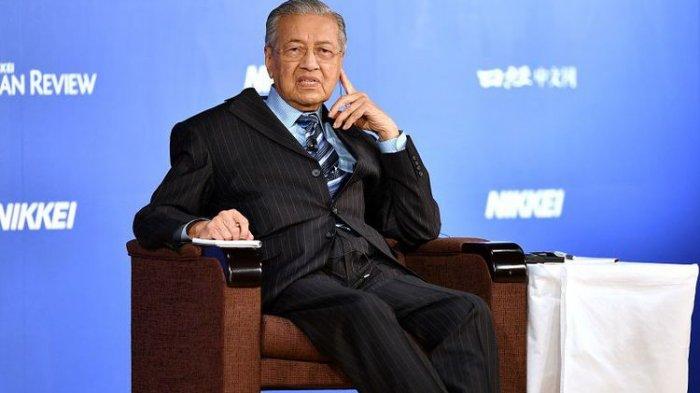 Mahathir Mohamad Bertekad Kurangi Utang Malaysia Rp 3.500 Triliun Hanya Dalam Waktu 2 Tahun