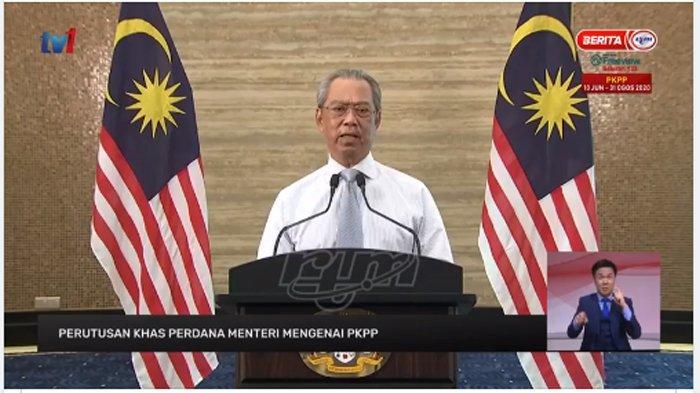 Muhyiddin Yassin Perkuat Posisinya Sebagai PM Malaysia, Raih Kemenangan Krusial di Pemilu Sabah