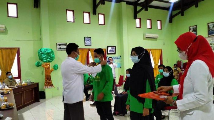 PMI Aceh Selatan Gelar Diklatsar KSR Angkatan V