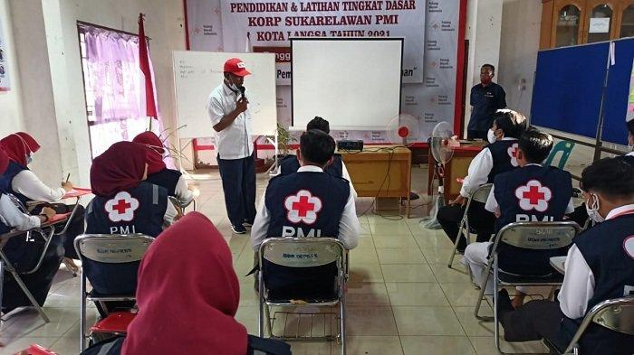 Ketua PMI Aceh Minta PMI Langsa Bentuk PMR dan KSR Perguruan Tinggi