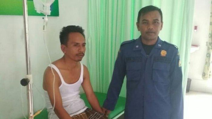 Tenggelam di Lampuuk Aceh Besar, PNS Asal Langsa Berhasil Diselamatkan Rekannya