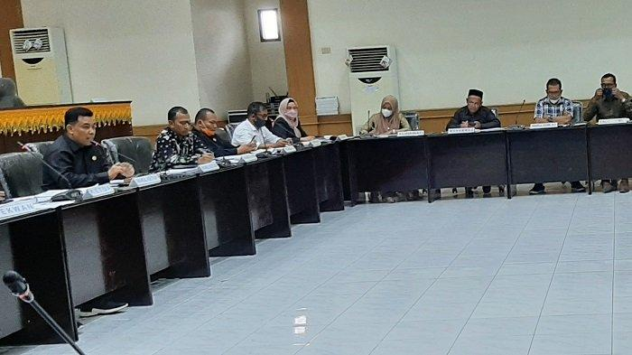 Jatah Pokir Dewan Pidie Dalam DOKA 2022 Rp 23 Miliar, Pengusulannya Tanpa Nama Anggota Dewan