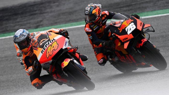 Hasil FP2 MotoGP Austria 2021 - Iker Lecuona Tercepat, Salip Marc Marquez di Menit Terakhir