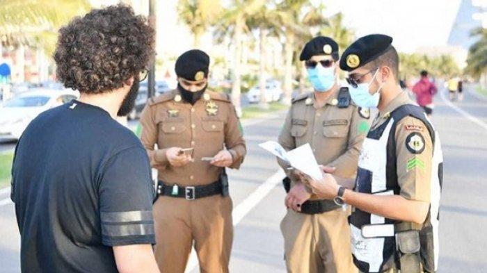 Arab Saudi Umumkan Kasus Baru Virus Corona, Shalat Idul Fitri dan Pelanggaran Covid-19