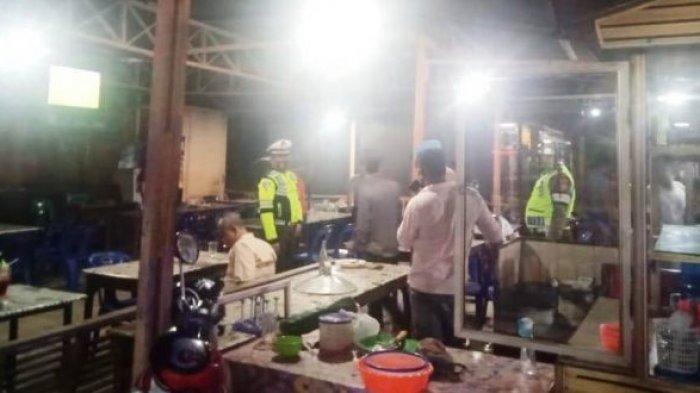 Hindari Kerumunan, Polisi Bubarkan Nobar Euro 2020 di Lhokseumawe