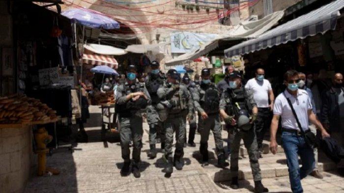 Perang Saudara Terancam Pecah di Jerusalem, Warga Palestina dan Yahudi Saling Serang