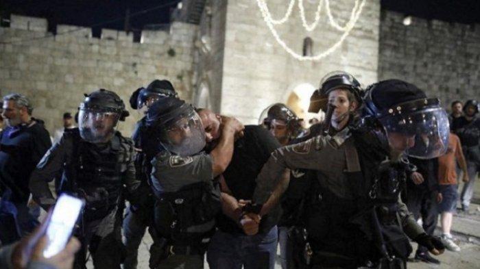 AS Prihatikan Kekerasan di Jalanan Jerusalem, Bentrokan Warga Palestina dan Israel Makin Tinggi