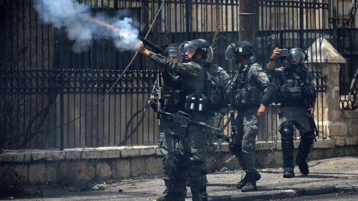 Bentrok di Sekitar Betlehem Terjadi Lagi, Israel Tembak Gas Air Mata ke Warga Palestina