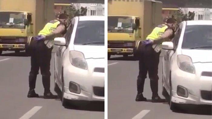Oknum Polantas Ludahi dan Pungli Pengemudi Mobil Plat Aceh, Polda Sumut Minta Propam Proses Pelaku