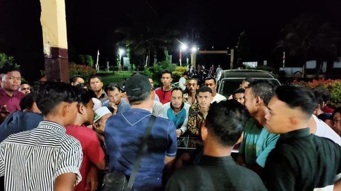 Ini Pengakuan Pria yang Diamuk Massa di Aceh Utara saat Diinterogasi Polisi