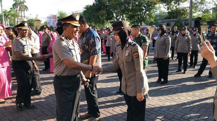 213 Personel Polresta Banda Aceh Naik Pangkat, Ini Harapan Kapolresta