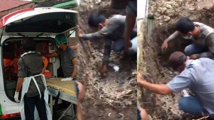Hamil 8 Bulan, Siti Hamidah Ditemukan Jadi Mayat, Dikubur di Septic Tank 2 Minggu, Suaminya Hilang