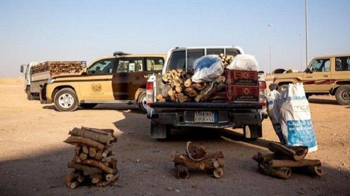 Arab Saudi Sita Kayu Bakar dan Arang Lokal dalam Jumlah Besar