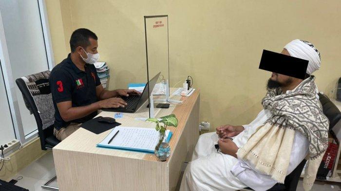 Eks Wakil Ketua FPI Aceh Ditangkap Polisi, Diduga Provokasi Orang Terobos Penyekatan Mudik
