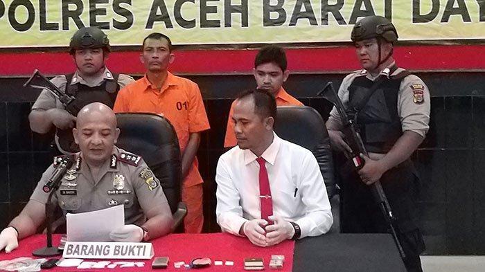 Polisi Tembak Seorang Pengedar Narkoba, Sita 55 Gram Sabu-sabu dan Uang Rp 850 Ribu