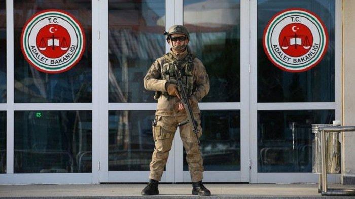 Polisi Turki Tangkap Tokoh ISIS, Pembantu Utama Abu Bakr Al-Baghdadi