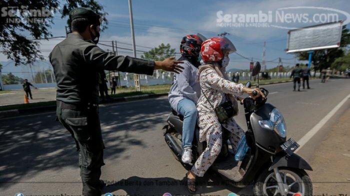 FOTO - Puluhan Pengendara Terjaring Razia Busana Muslim dan Protokol Kesehatan di Lampeuneuruet - polisi-wilayathul-hisbah-wh-9.jpg