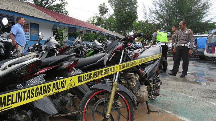 Masyarakat Dilarang Keras Beli Sepeda Motor Berkode ST alias 'STNK Only', Ini Penjelasan Polisi