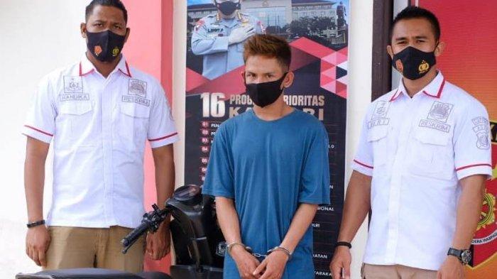 Dua Pencuri Kambing di Aceh Utara Duel dengan Pemiliknya