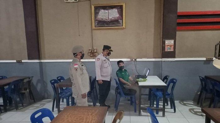 Operasi Yustisi di Lhokseumawe, Tim Gabungan Tegur Pelanggar PPKM