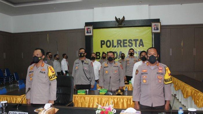 Polresta Banda Aceh Kembali Terima Penghargaan dari Menpan RB, Ini Indikator Penilaiannya