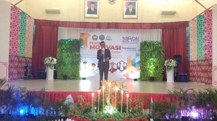 Direktur Poltas : Tantangan Kita Untuk Atasi Pengangguran