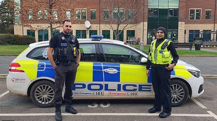Polwan Inggris Rancang Seragam Jilbab Polisi Inggris: Berharap Banyak Muslimah Inggris Jadi Polisi