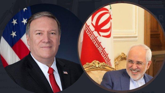 Mike Pompeo: Iran Akan Beli Pesawat Tempur dari Rusia dan Cina, Javad Zarif Sebut AS Putus Asa