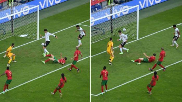 Sudah Tiga Gol Tercipta di Babak Kedua, Timnas Jerman Unggul Sementara 4-2 atas Portugal