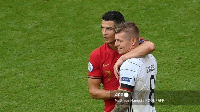 Euro 2020 Portugal vs Jerman – Diwarnai Dua Gol Bunuh Diri, Der Panzer Sukses Bekuk Juara Bertahan