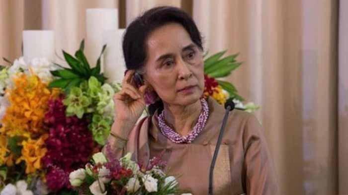 Pemimpin Junta Militer Myanmar Tetap Abaikan Seruan Dunia, Aung San Suu Kyi Akan Diadili Pekan Depan