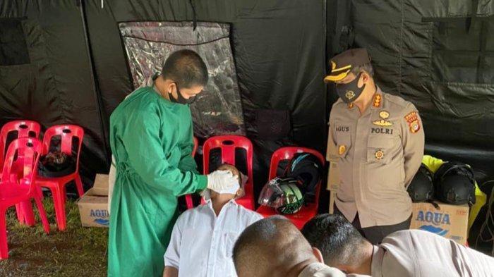 Masyarakat Tidak Perlu Takut Melewati Pos Penyekatan PPKM, Begini Penjelasan Karo Ops Polda Aceh