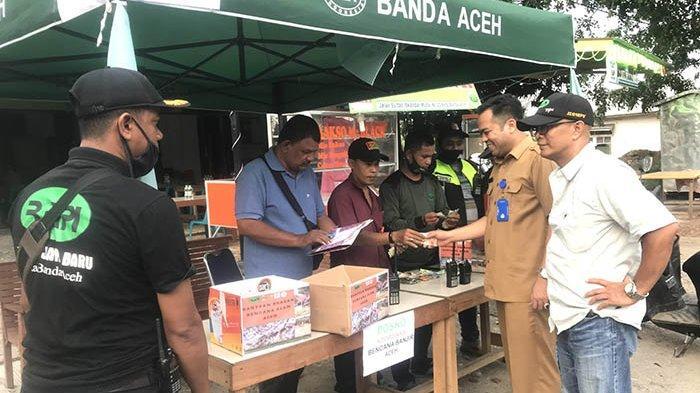 Relawan RAPI Banda Aceh Buka Posko Bersama Penggalangan Bantuan untuk Korban Banjir
