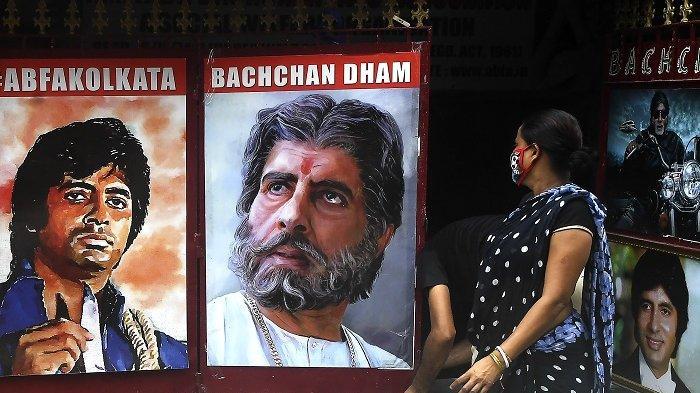 Amitabh dan Abishek Bachchan Harus Jalani Perawatan 7 Hari di RS Nanavati