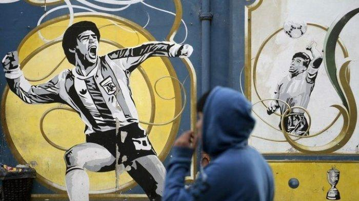 Sahabat Ungkap Maradona Miliki Uang Rp 1,4 Triliun, Sebut Sang Legenda Hidup 'tak Layak' di Masa Tua