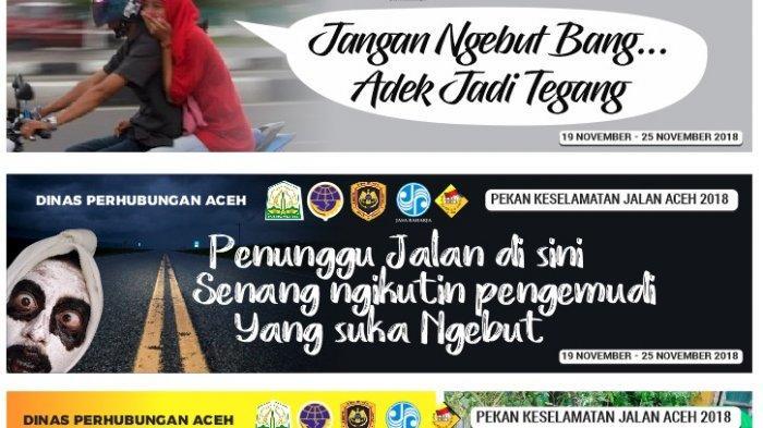 Dinas Perhubungan Aceh Gelar Pekan Keselamatan Jalan 2018