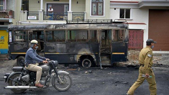 Unggahan Menghina Nabi Muhammad di Facebook Picu Bentrokan di India, Tiga Orang Tewas