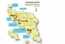 Potensi Emas Aceh Tersebar Di 6 Kabupaten Pemerintah Cari Solusi Penetapan Pertambangan Rakyat Serambi Indonesia