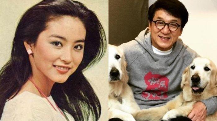 Intip Potret Cantik Joan Lin, Istri Sah Jackie Chan yang Juga Seorang Aktris