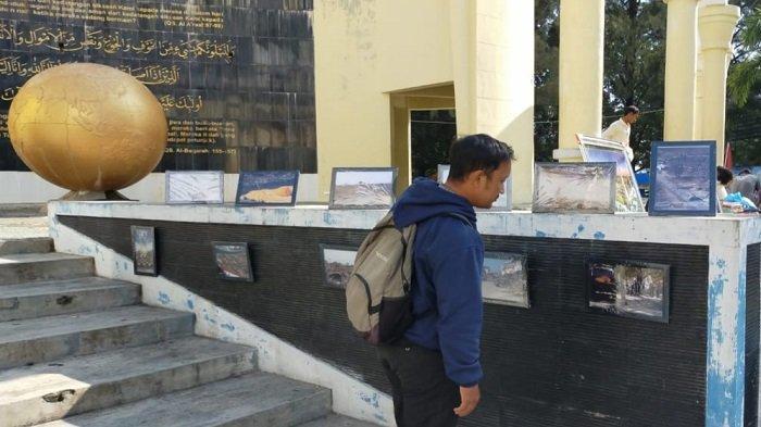 Generasi Muda Pidie Diedukasi Lewat 50 Foto BencanaTsunami