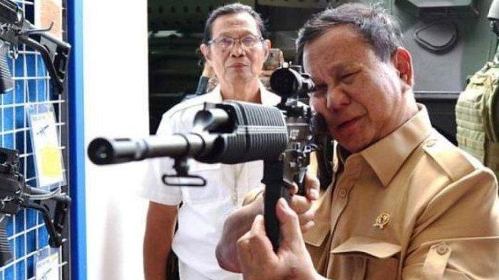 VIRAL Nota Kesepakatan Menhan Prabowo & Perancis, Sejumlah Alutsista Siap Diboyong ke Indonesia