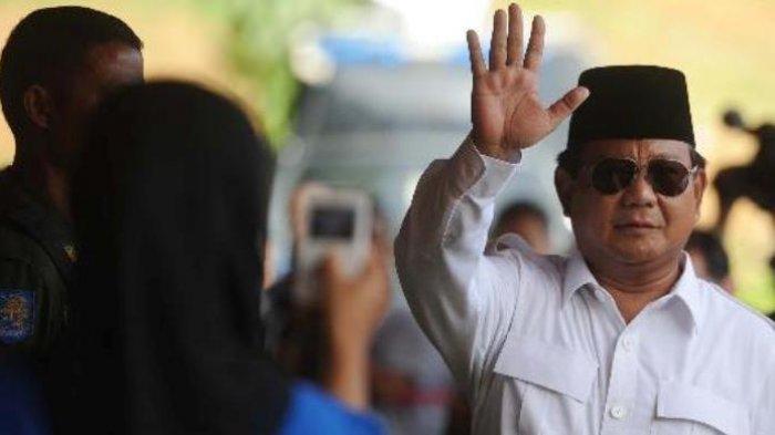 Prabowo Subianto Anti Rokok, Sekretaris Pribadi Ungkap Snack Favoritnya Sejak Jadi Tentara
