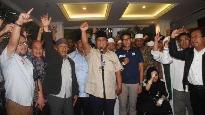 BPN Blak-blakan Sampaikan Asal Perolehan Suara Kemenangan Prabowo-Sandi, Ini Sosok di Baliknya