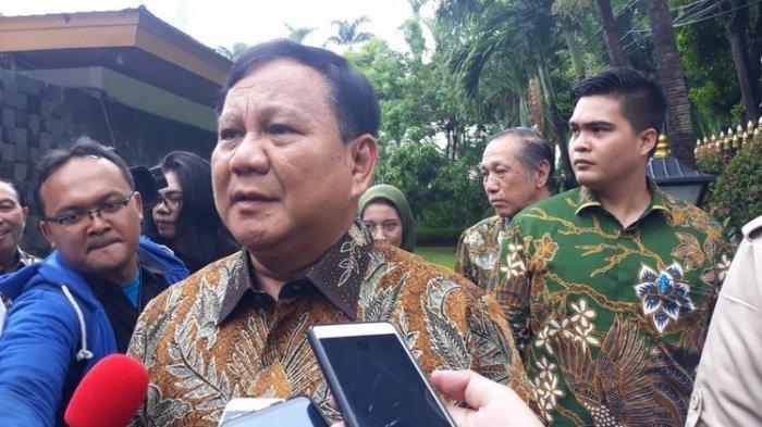 Prabowo Dukung UU Cipta Kerja: Banyak Pasal yang Dikurangi Karena Terlalu Liberal