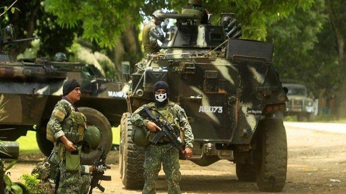 9 Wanita Ditangkap, Diduga Hendak Ledakkan Bom, Sebagian Besar Janda Milisi Abu Sayyaf