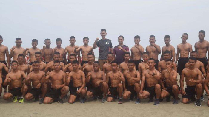 Rutin Olahraga Lari, Pangdam IM Beri Perhatian Khusus Agar Prajurit TNI Berperut Six Pack