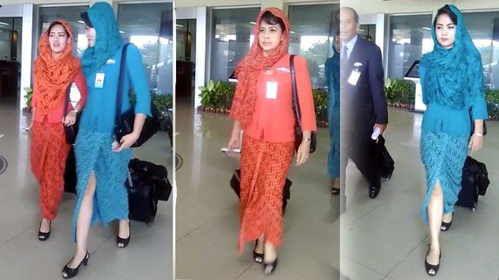 Tanggapi Instruksi Bupati Aceh Besar, Pramugari Garuda Indonesia Berkerudung Mulai Hari Ini